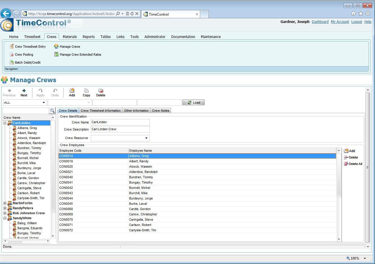timecontrol web timesheets for finance and project management